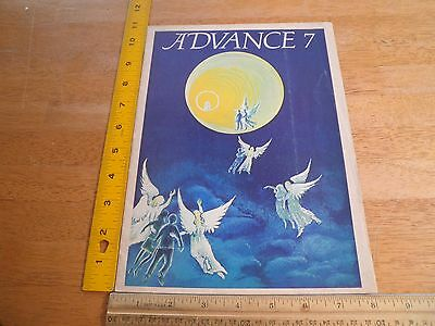 Advance V1 #7 Scientology magazine 1969 L Ron Hubbard