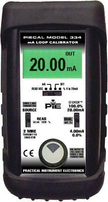 PIE Model 334 4-20 Milliamp Loop Calibrator