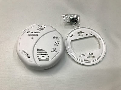 First Alert 2-in-1 Z-Wave Smoke Detector & Carbon Monoxide (NO BOX & MANUAL) L19
