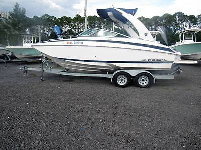 2014 Regal 24 Fasdeck One Owner *like New*
