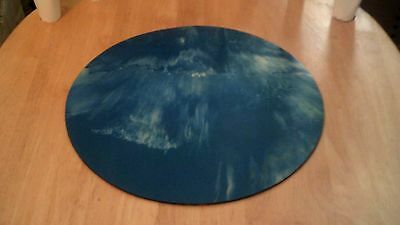 """MOUSE PAD Planets made of Rubber and Round 10"""""""