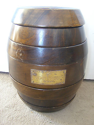 Vintage Remy Martin Cognac Barrel Game Collection