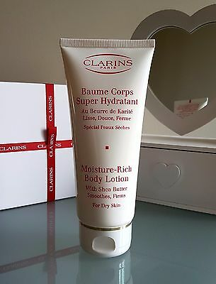 Baume Corps Super Hydratant Clarins, Neuf.