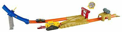 Bulldoze Blast - Track Set - Hot Wheels