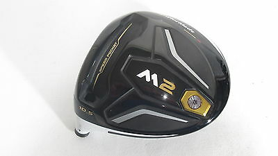 Mint! -LH- TAYLOR MADE 2016 M2 10.5* DRIVER (Head Only)