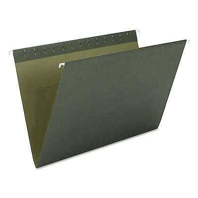 Hanging File Folders Green, Legal Size - 50ct  NEW!