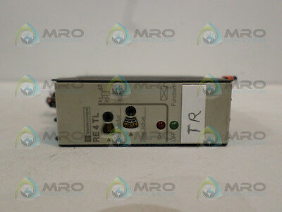 Telemanique Re4Tl11Bu Time Delay Relay *used*