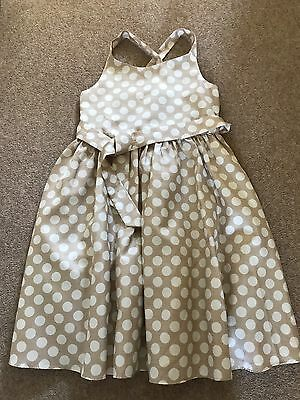 Monsoon Girls Occasion Wedding Party Dress  age 11 Years