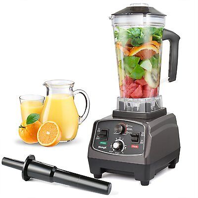 Frullatore MengK Smoothie Maker Mixer Professionale Blender Miscelatore (s1G)