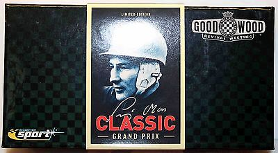 Scalextric Sport Goodwood Revival Meeting 4 X Cars C2552A C2639A C2551A C2640A