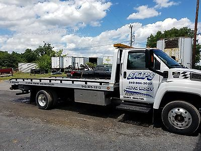 Chevy 5500 Rollback tow truck