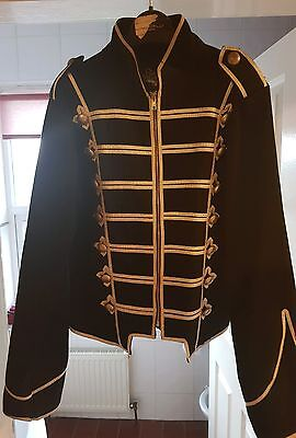 My chemical romance black parade marching jacket