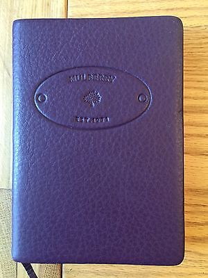 Mulberry Notebook