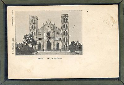 INDOCHINA VIET-NAM Tonkin HA-NOI - The Cathedral 1900's