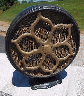 1920's Atwater Kent Type E-3 Radio Speaker Steampunk Cabinet Only Parts Repair