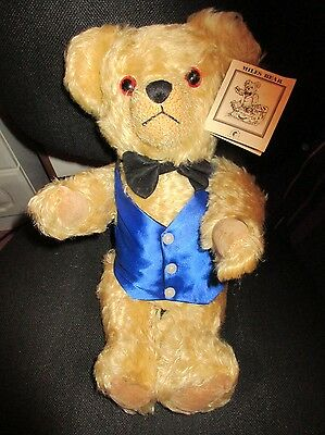 Deans Ragbook Colour box Bear Miles limited edition 1995 Peter Fagan