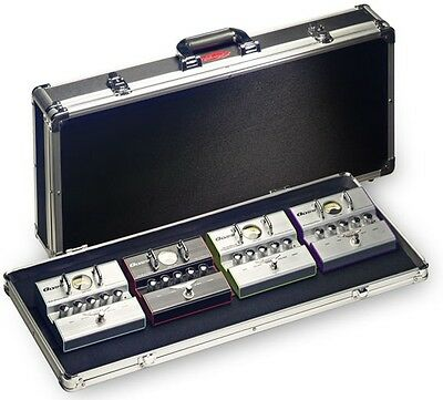 Stagg UPC-688 ABS Case For Guitar Effect Pedals (Pedals Not Included)