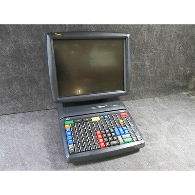 """VeriFone Topaz XL 15"""" Touch Screen and Keyboard POS Point of Sale System*"""