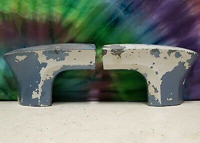 1964 1/2 Early 1965 Ford Mustang Right & Left Hand Rear Quarter Panel Extensions