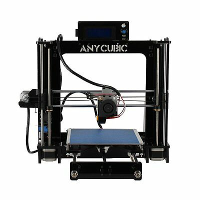 Anycubic Prusa i3 Desktop DIY Kit Stampante 3D con Filament (i5G)