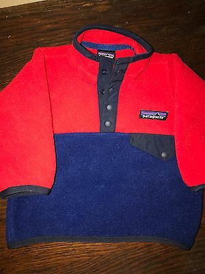 baby patagonia size 3-6 month