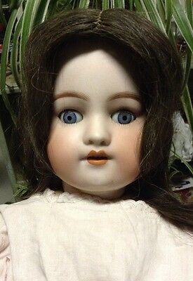 Antique German Doll 22 Inches Tall Simon & Halbig Mold 570