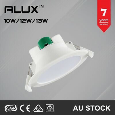 10W/12W/13W Led Downlight Kit Non-Dim / Dim Warm/Daylight White Flat Face Saa