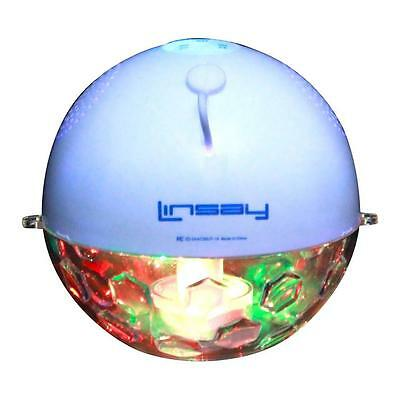 Waterproof Pool Party Bluetooth Speaker with LED Light Show