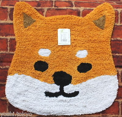 Shiba inu dog Shibatasan small room mat JAPAN NEW