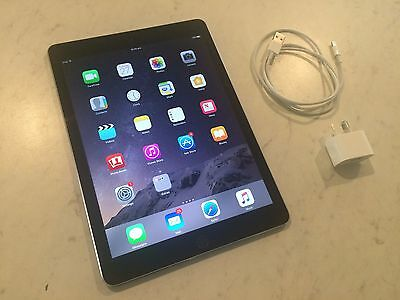 Apple iPad Air 2 16GB, Wi-Fi Only, 9.7in - Space Grey Tablet