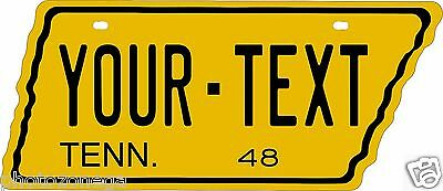 Tennessee 1948 Tag Custom Personalize Novelty Vehicle Car Auto License Plate