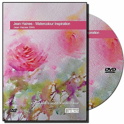 DVD - Watercolour Inspiration with Jean Haines