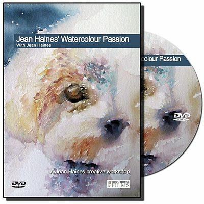 DVD - Watercolour Passion with Jean Haines