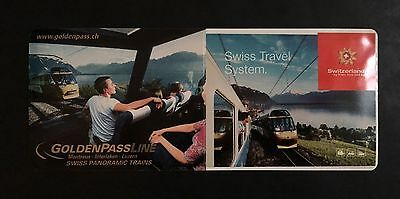 All-in-One 1. Class Ticket for the Swiss travel network / 8 days