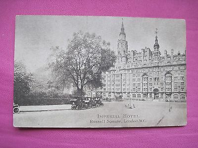 Imperial Hotel, Russell Square, London W.C.  (unposted)