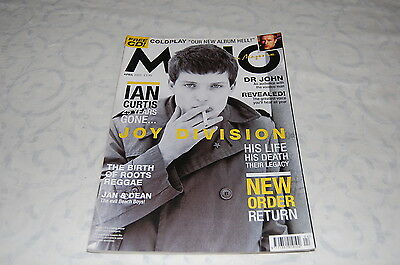 Joy Division - 'mojo' Magazine April 2005' Ian Curtis 25Th Anniversary Special
