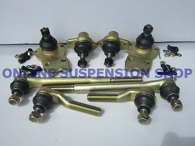 Suits Ford Falcon XA XB XC Front Suspension Ball Joint & Tie Rod End Kit