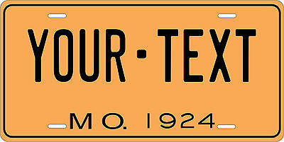Missouri 1973 Plate Personalized Custom Car Bike Motorcycle Moped Key Tag