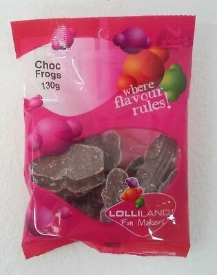 Chocolate Frogs (130g)