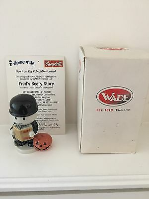 Wade Homepride 'Fred's Scary Story' Key Collectables Limited Edition of 500