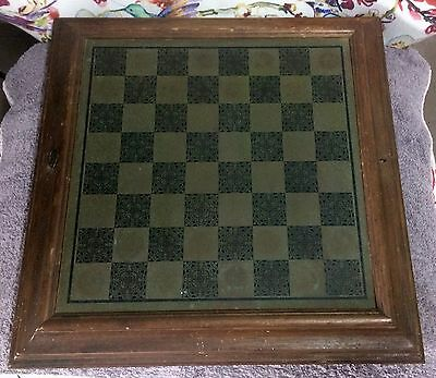 Antique Chess Set Great History
