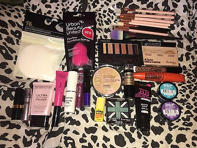 Make Up Bundle, Benefit, NYX, Rimmel, L'Oréal