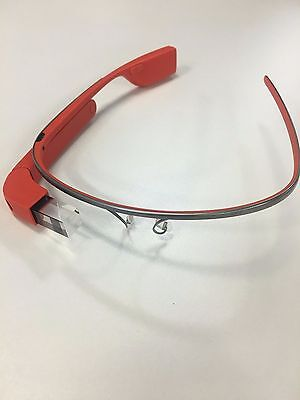 Google Glass Explorer Edition Tangerine XE-C