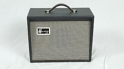 Stunning Condition 1963 Harmony H303A Guitar/Harp Amp, STORED FOR 54 YEARS !