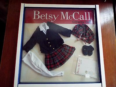 New Old Stock BETSY McCALL COLLECTOR DOLL ACCESSORIES  Free Shipping