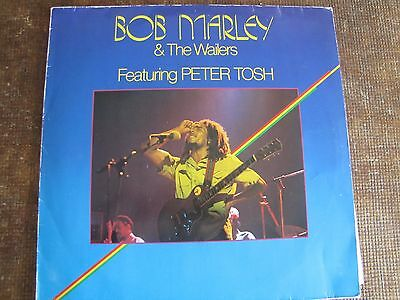 LP  Vinyl Bob Marley & The Wailers   Featuring Peter Tosh