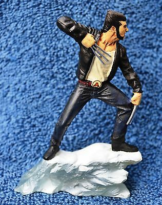 Marvel X-Men Wolverine Collectible Resin Statue w/ Certificate from 2003 NIB