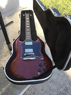 Gibson SG Standard 2002 T Heritage Cherry Electric Guitar