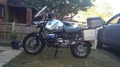 BMW R1150 GS adventure 36k miles with full Ohlins suspension upgrade