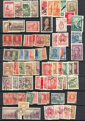 Argentina, mixed used selection
